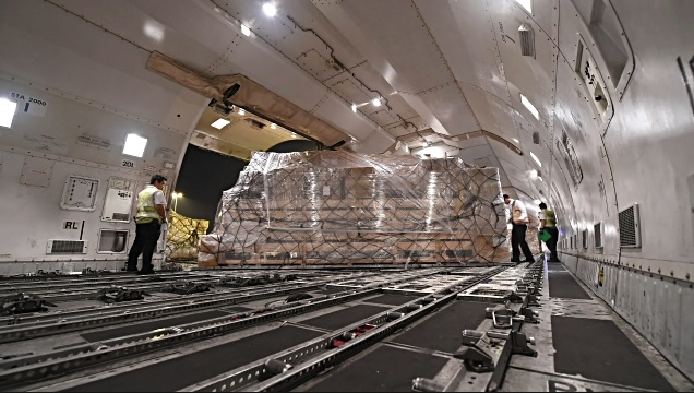 Air Cargo Import