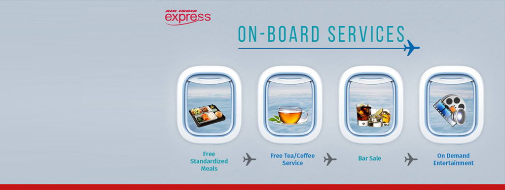 Air-India-Express-onboard-services
